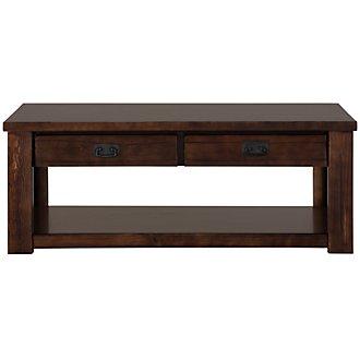 Kai Mid Tone Rectangular Coffee Table
