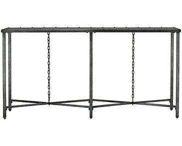 Eliston Metal Sofa Table