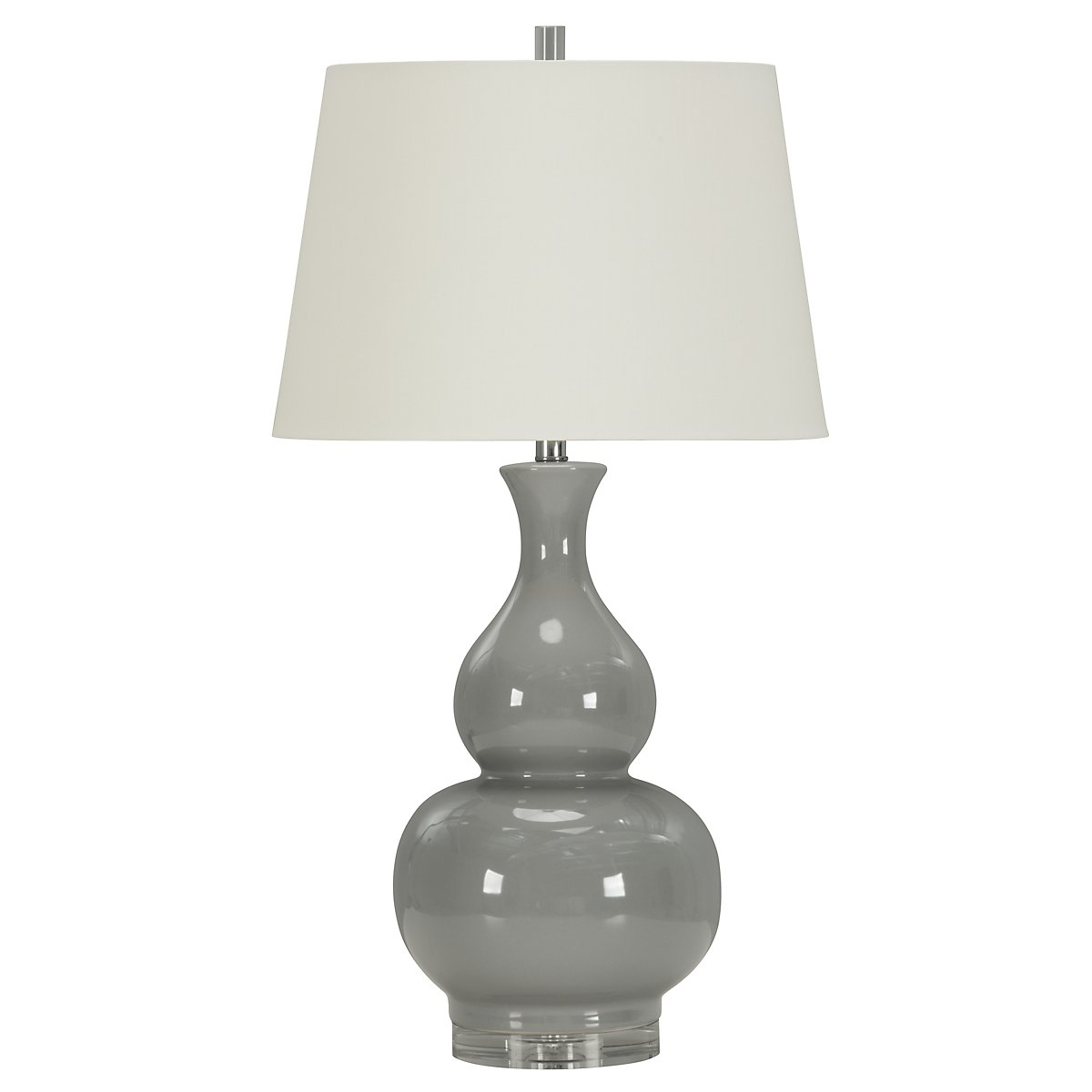 Cedric Gray Table Lamp