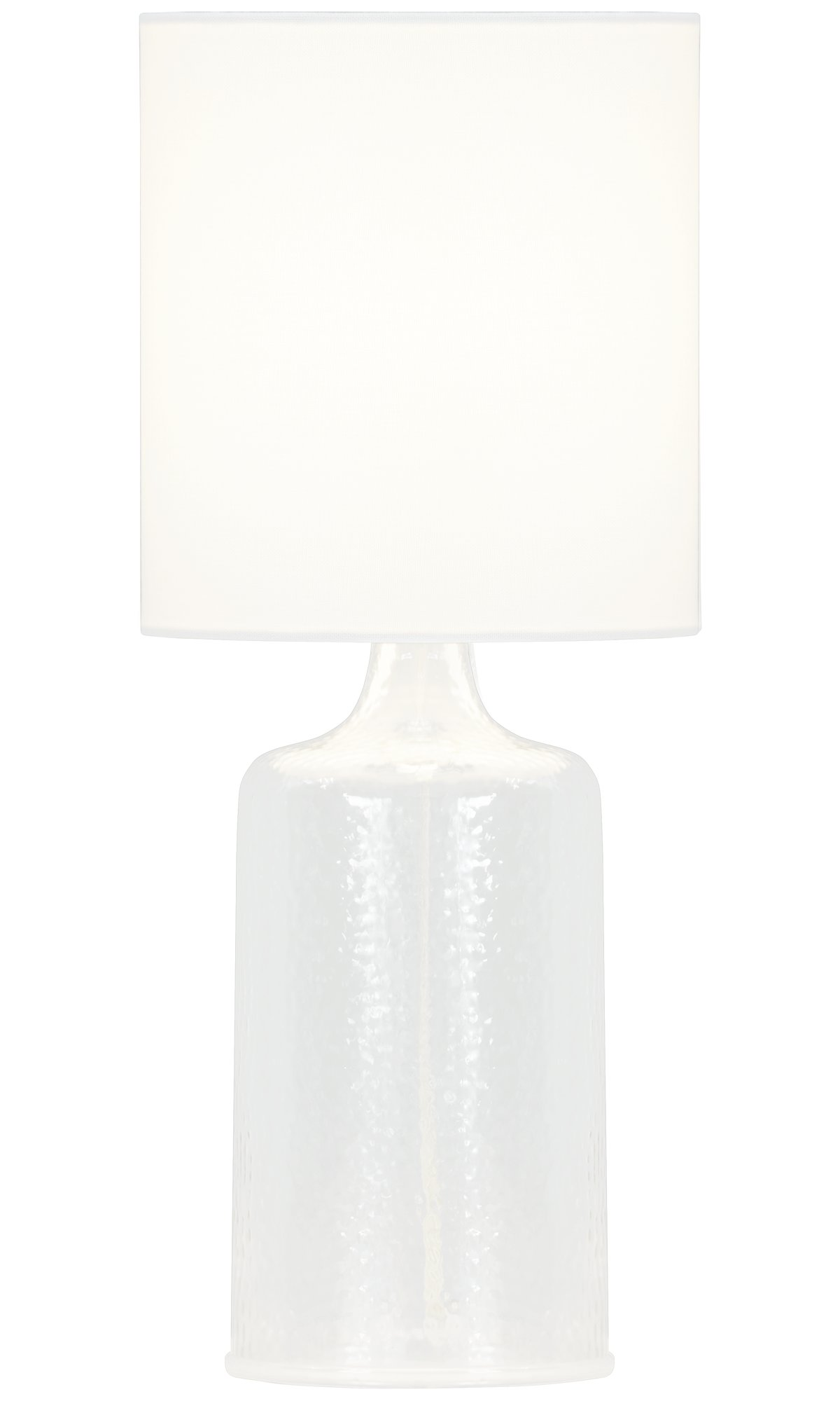 Sole Clear Table Lamp
