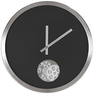 Josh Black Wall Clock