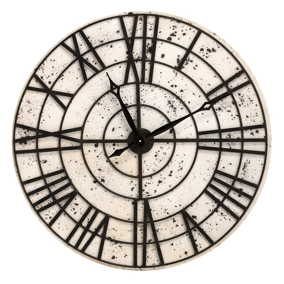 "Jen Metal 32"" Wall Clock"