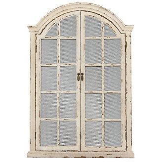Devin Light Tone Door Mirror