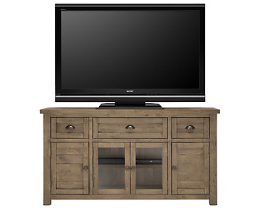 "Jaden Light Tone 60"" TV Stand"