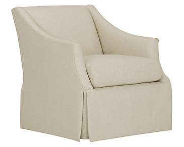 City Furniture Candace Lt Blue Fabric Sofa