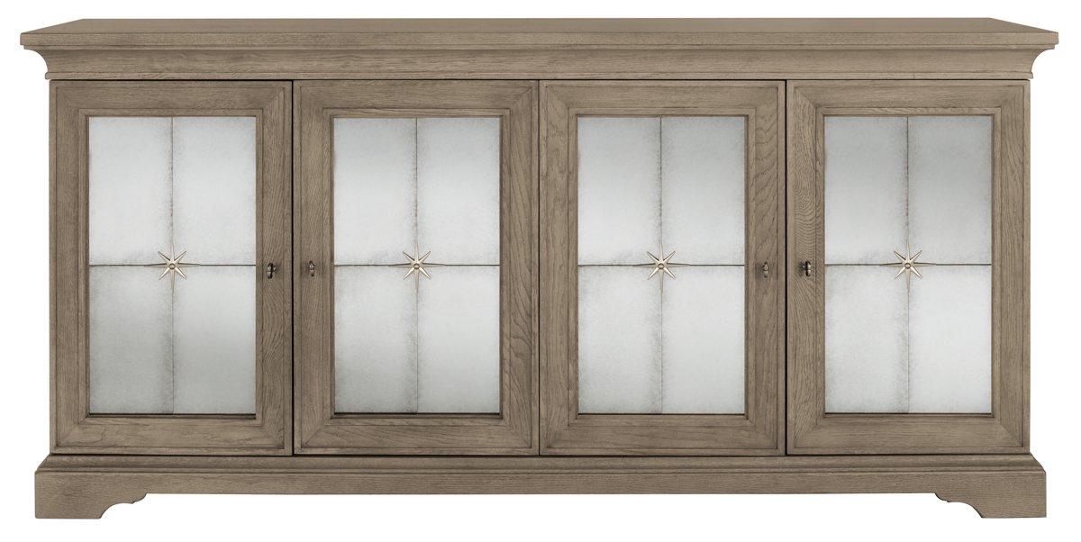 Marquesa Gray Wood Buffet