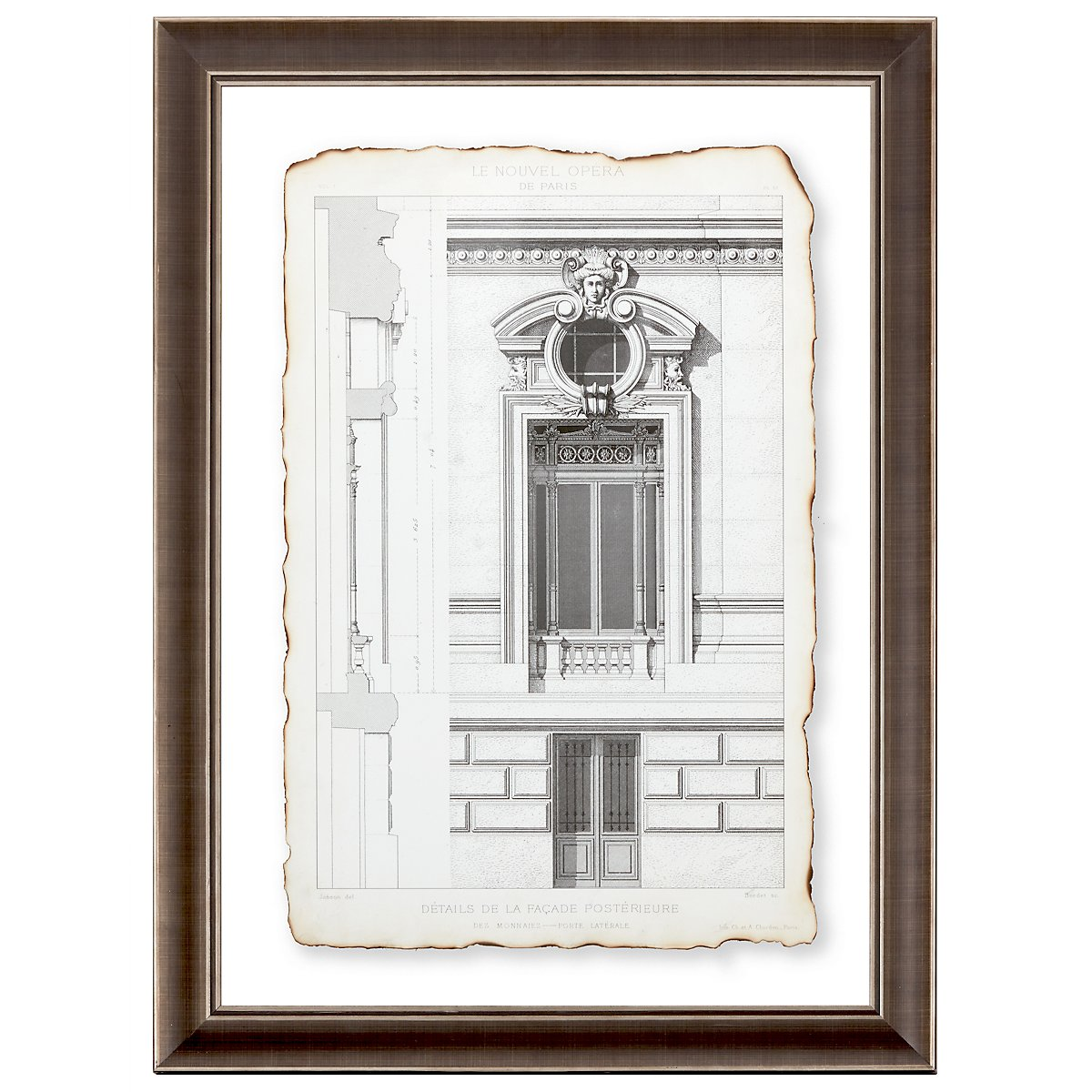 Motifs 2 Framed Wall Art