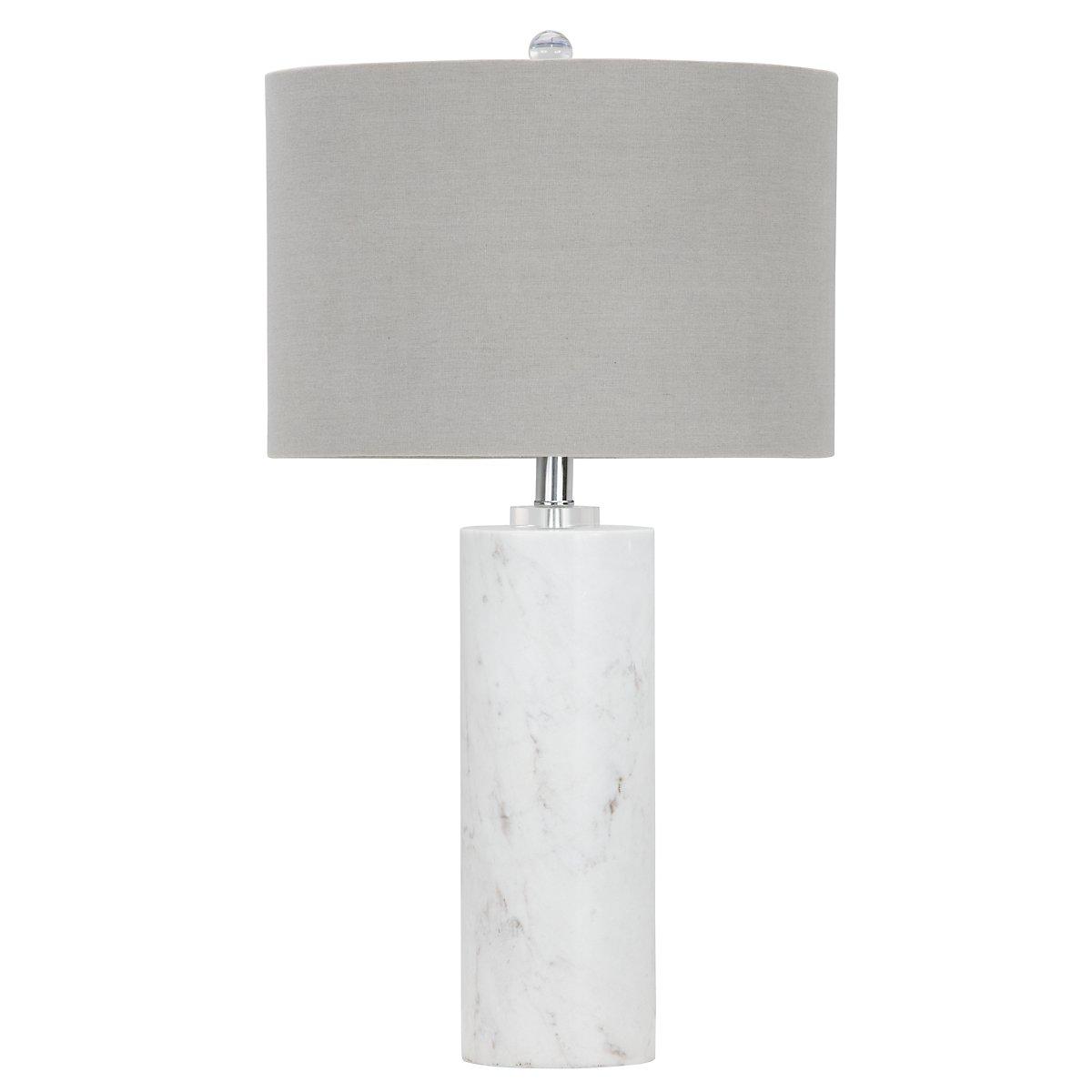 Raywick Light Gray Table Lamp