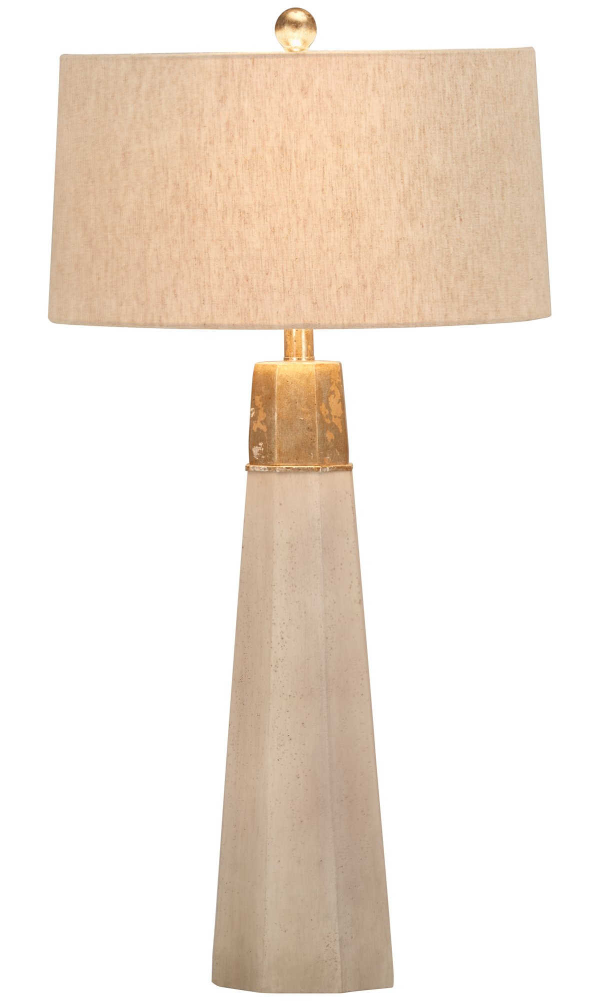 Rowan Beige Table Lamp