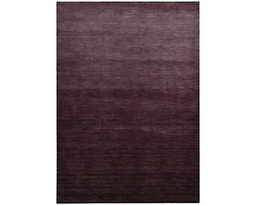 Haze Purple 5X7 Area Rug