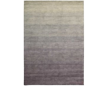 Haze Gray 8X11 Area Rug