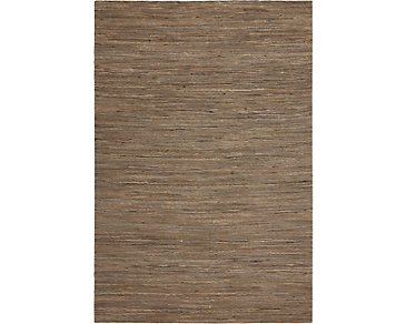 Monsoon Black 8X10 Area Rug