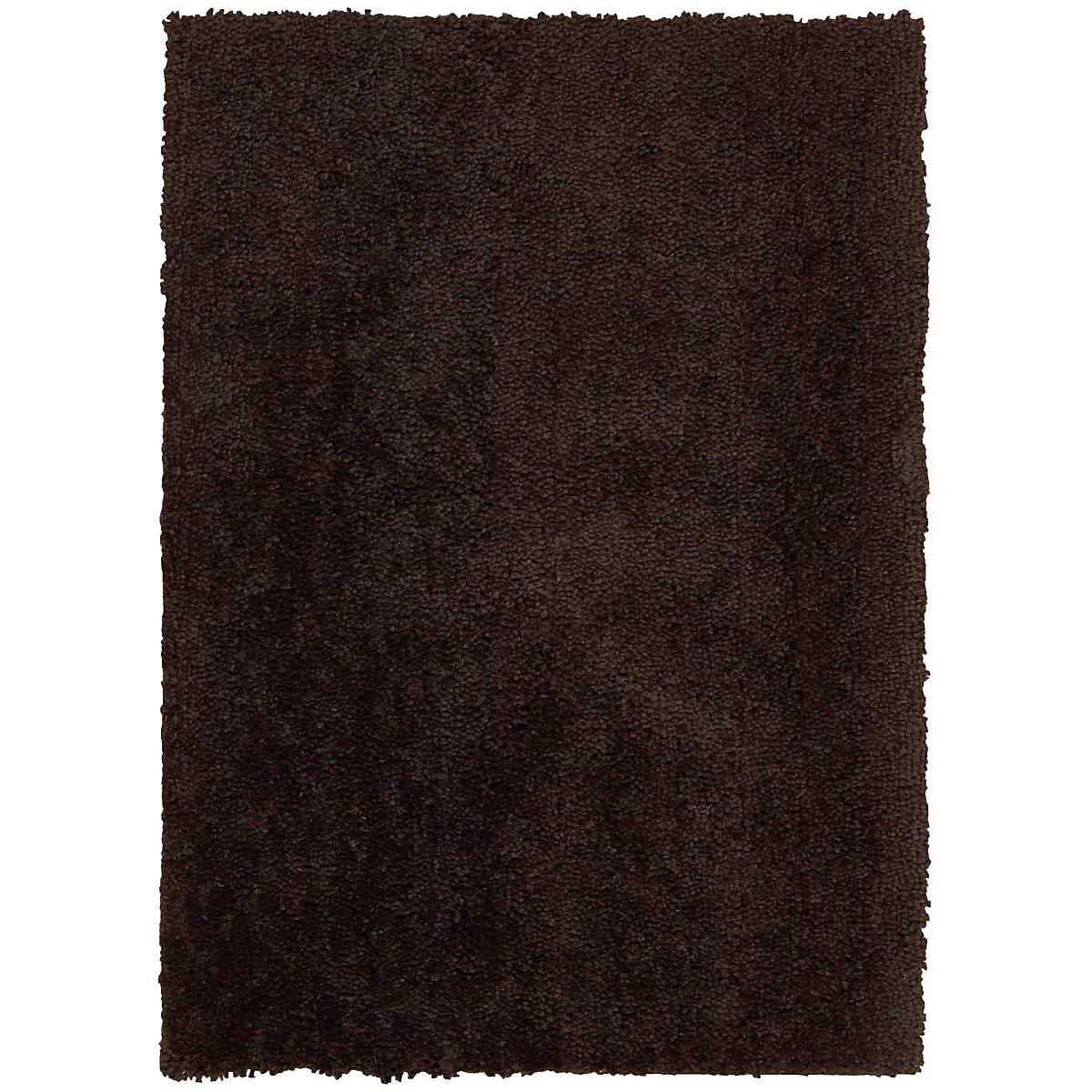 Puli Dark Brown 5X7 Area Rug