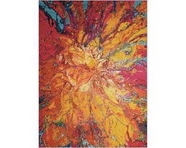 Cayenne Multicolored 5X8 Area Rug