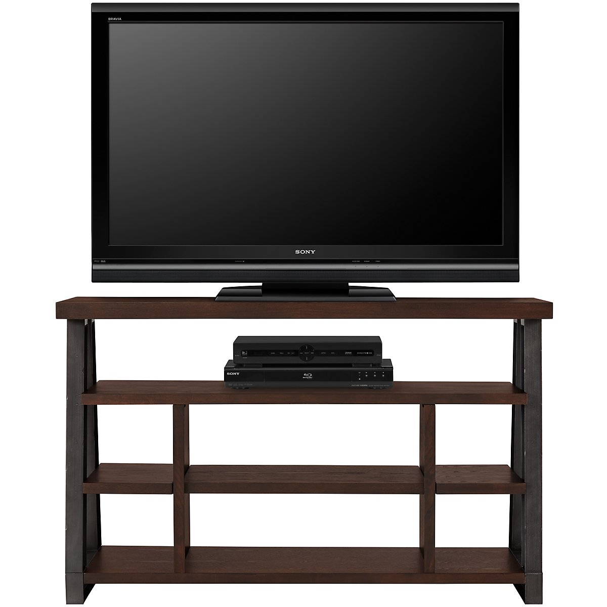 "Dakota Dark Tone 54"" TV Stand"