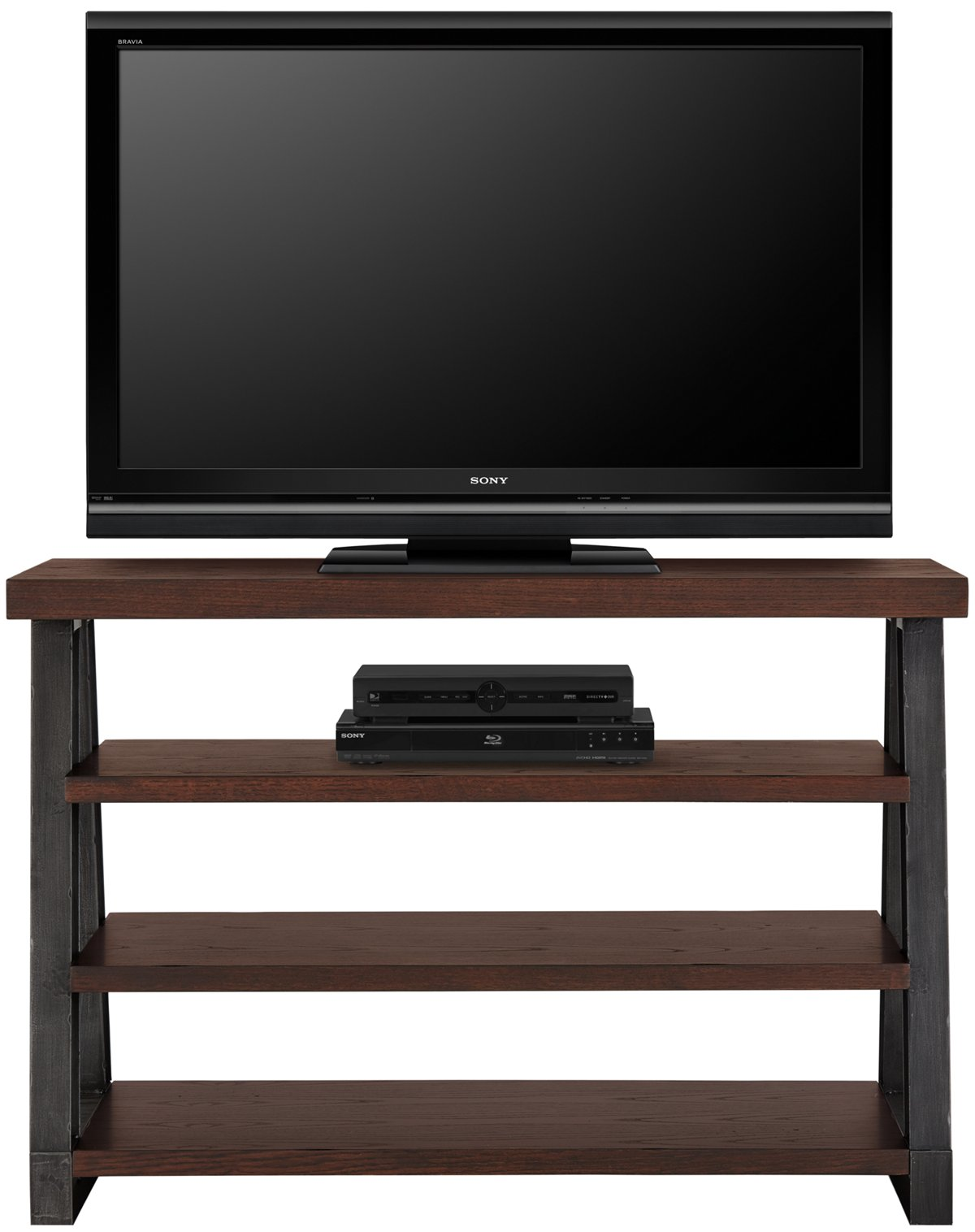 "Dakota Dark Tone 44"" TV Stand"