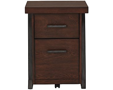 Dakota Dark Tone File Cabinet