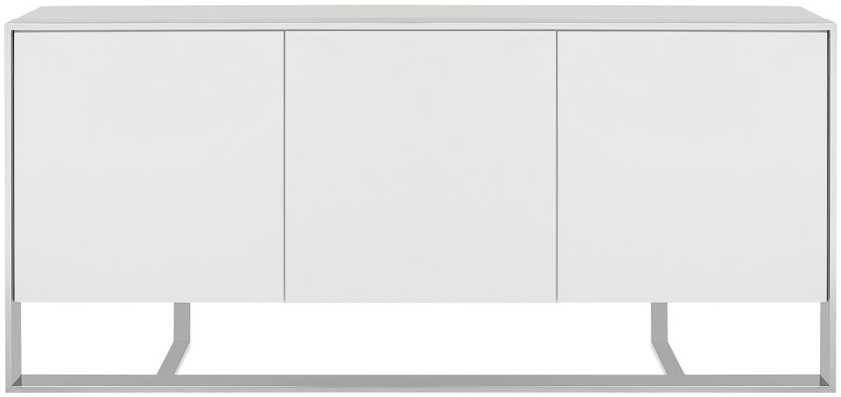 Neo White Wood Sideboard