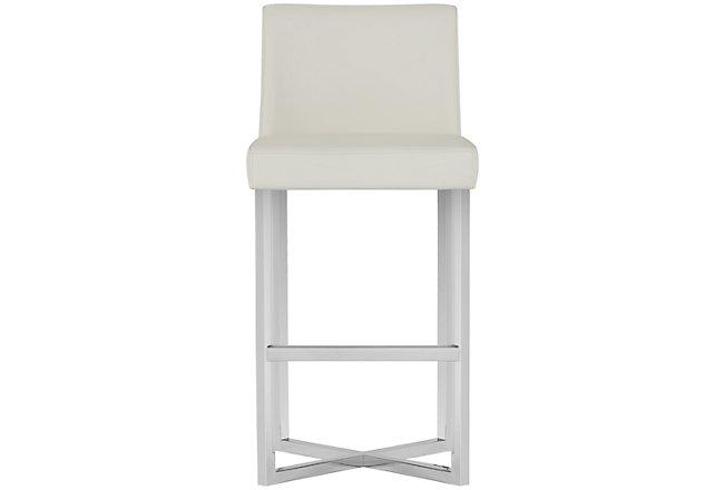 """Howard White Upholstered 30"""" Upholstered Barstool"""