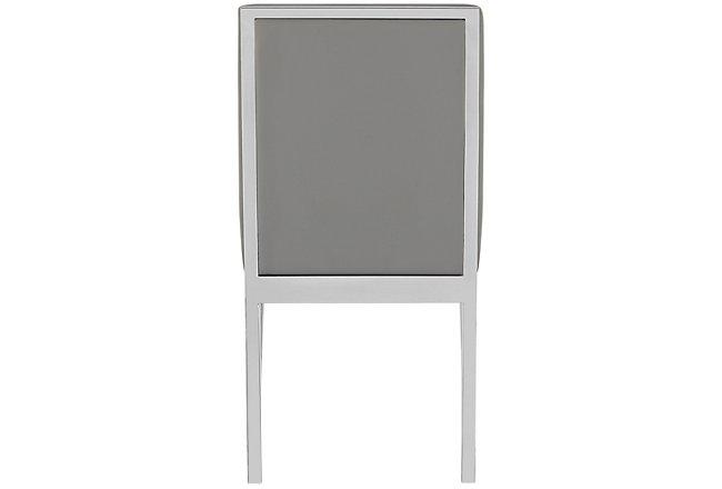Neo Gray Upholstered Upholstered Side Chair
