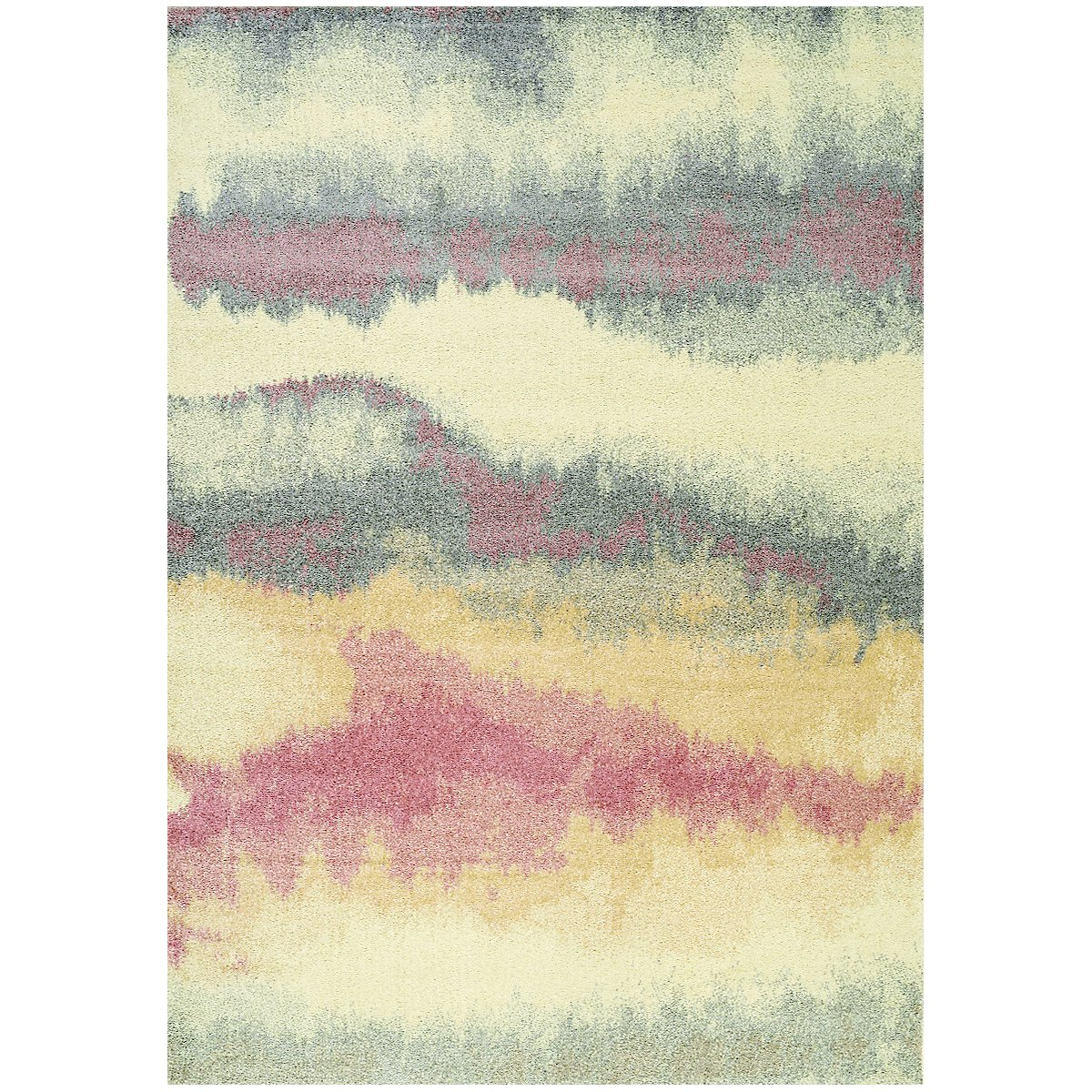 Foley Multicolored 5X8 Area Rug