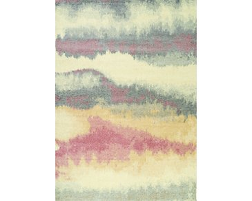 Foley Multicolored 8X10 Area Rug
