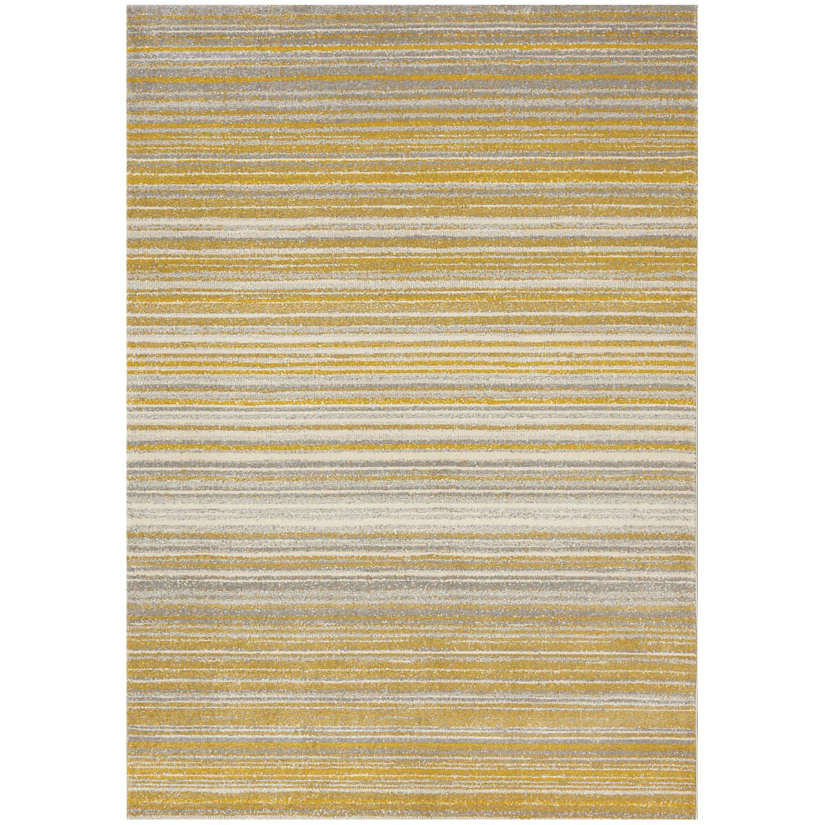 Safi Yellow 8X10 Area Rug