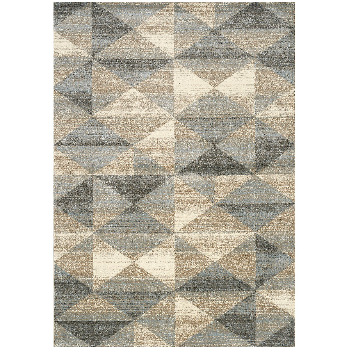 Casa Light Blue 5X8 Area Rug