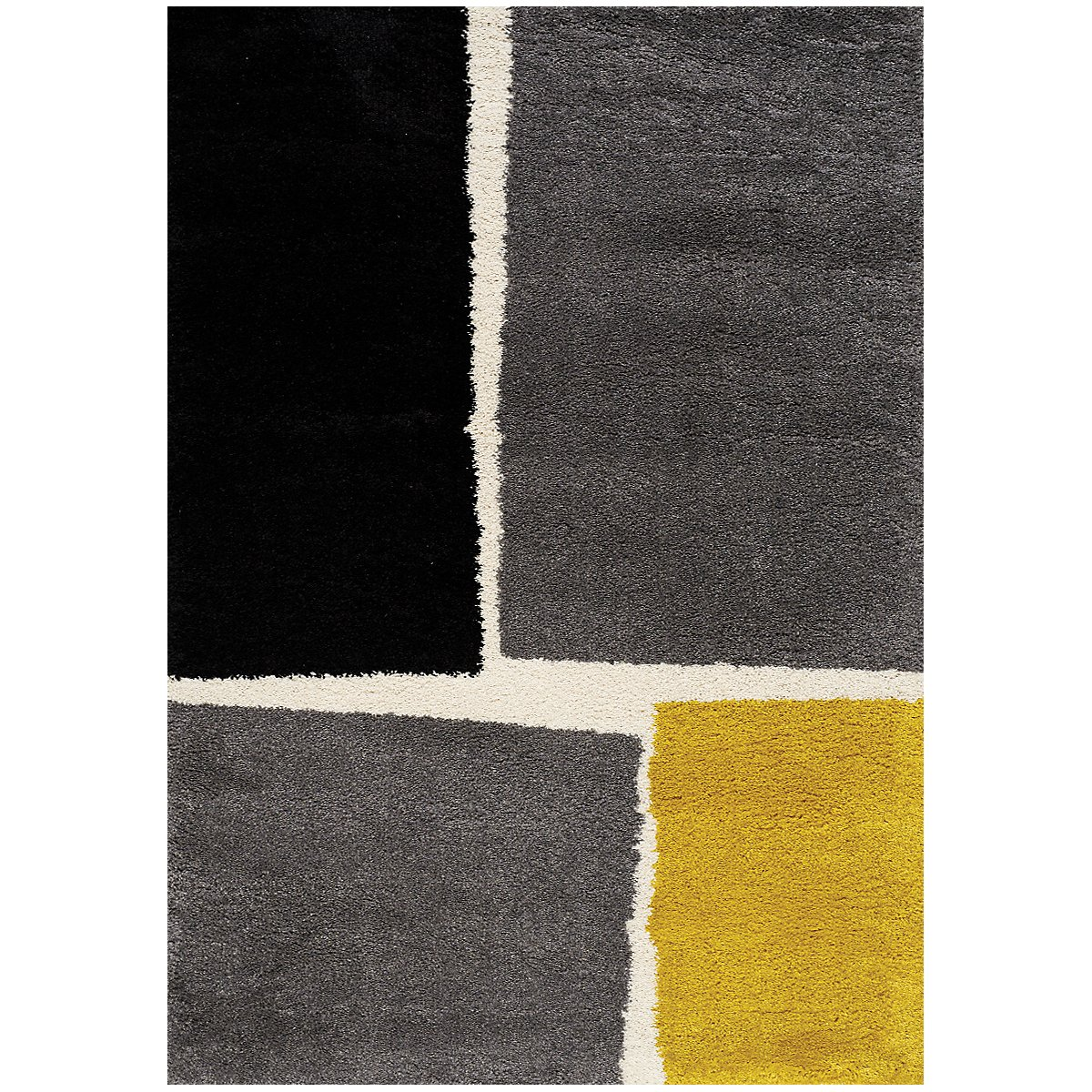 Marona Yellow 5x8 Area Rug