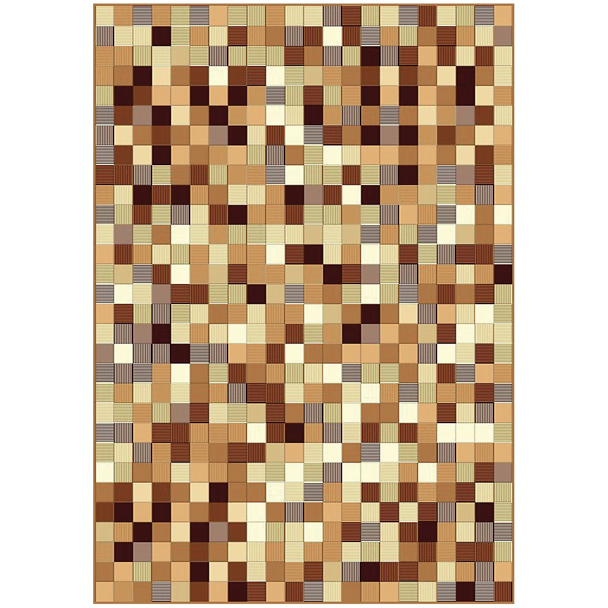 Faira Brown 8X11 Area Rug