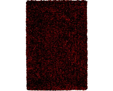 Utopia Dark Orange 8X10 Area Rug
