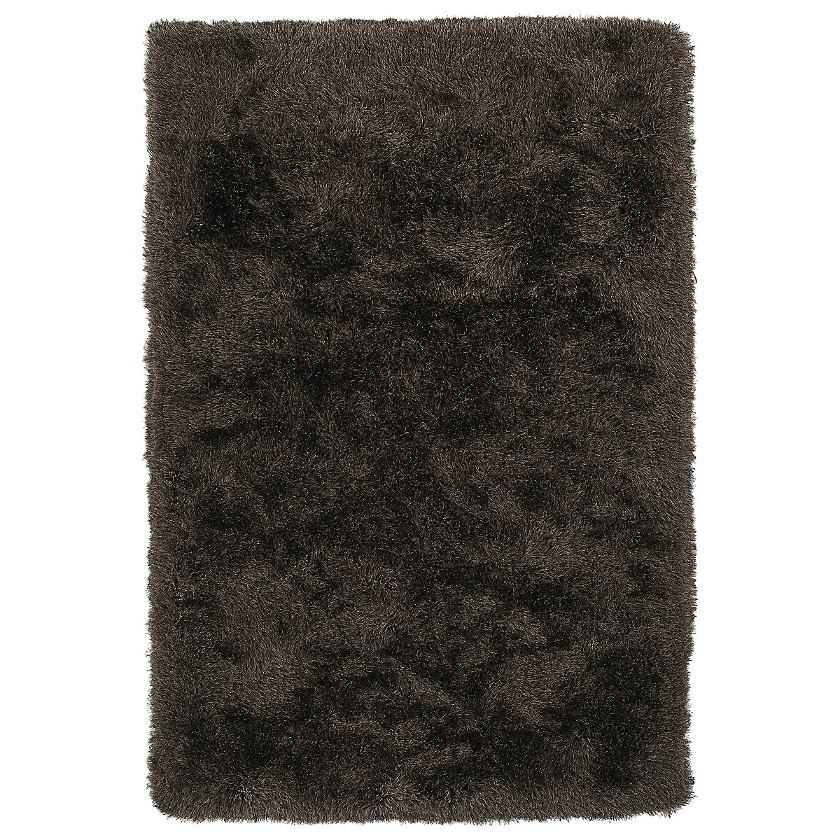 Impact Dark Brown 8X10 Area Rug
