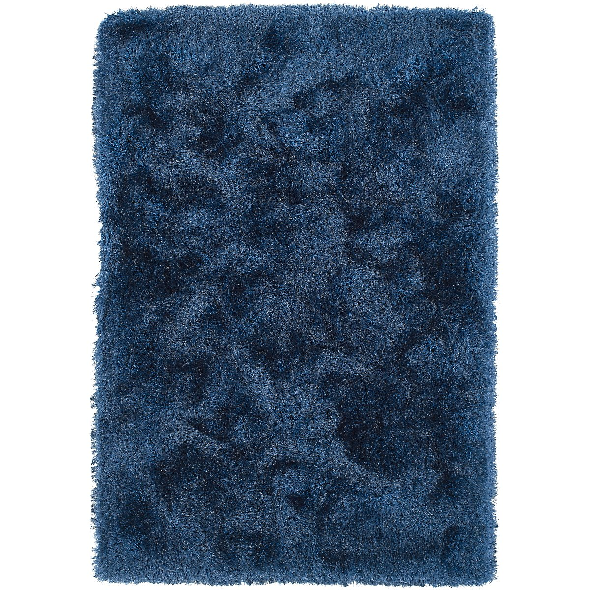 City Furniture Impact Blue 8x10 Area Rug