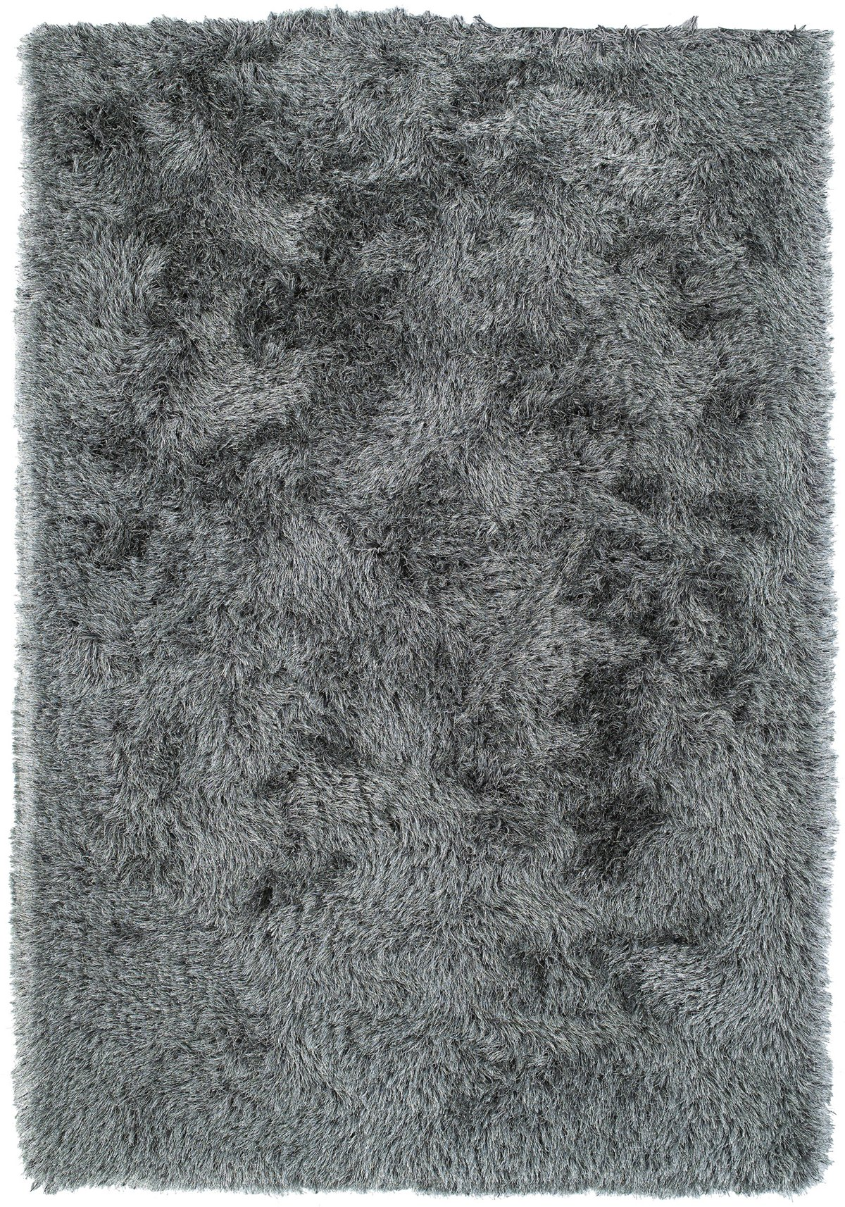 Impact Gray Poly 5x8 Area Rug