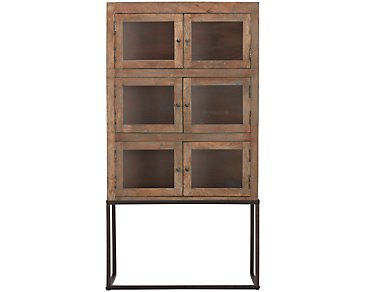 Coulter Light Tone Cabinet