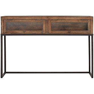 Coulter Light Tone Console Table