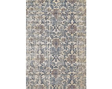 Fiona Blue 8X10 Area Rug