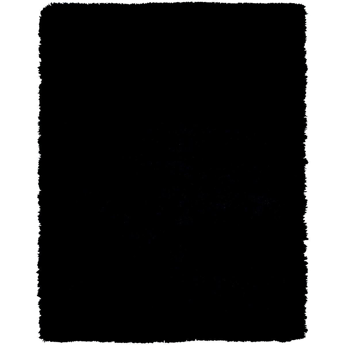 Indochine Black 5X8 Area Rug