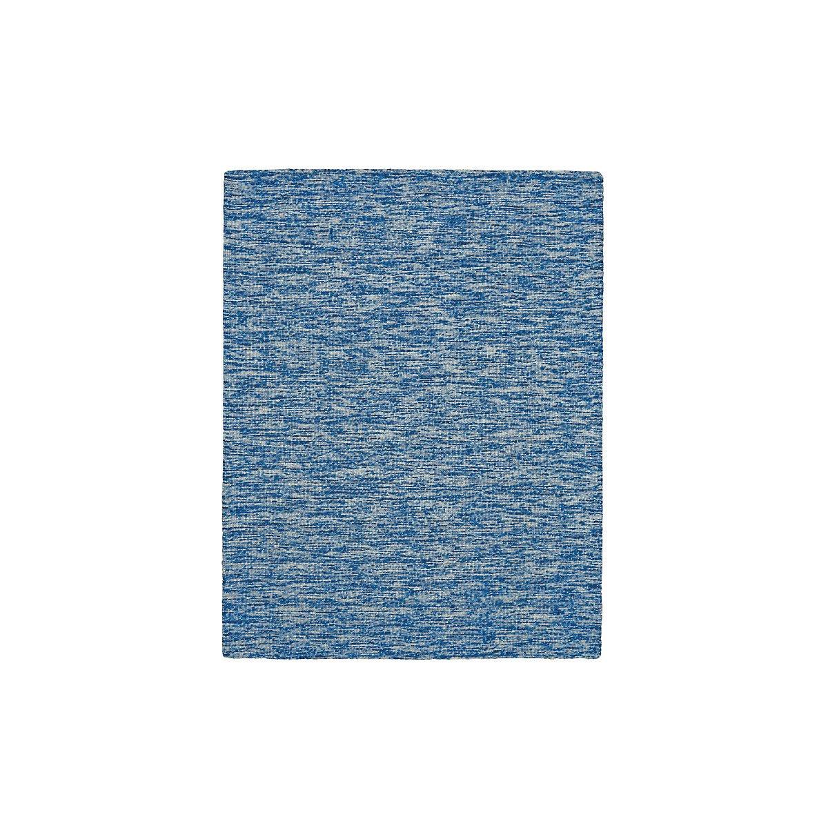 Cora Blue 8X11 Area Rug