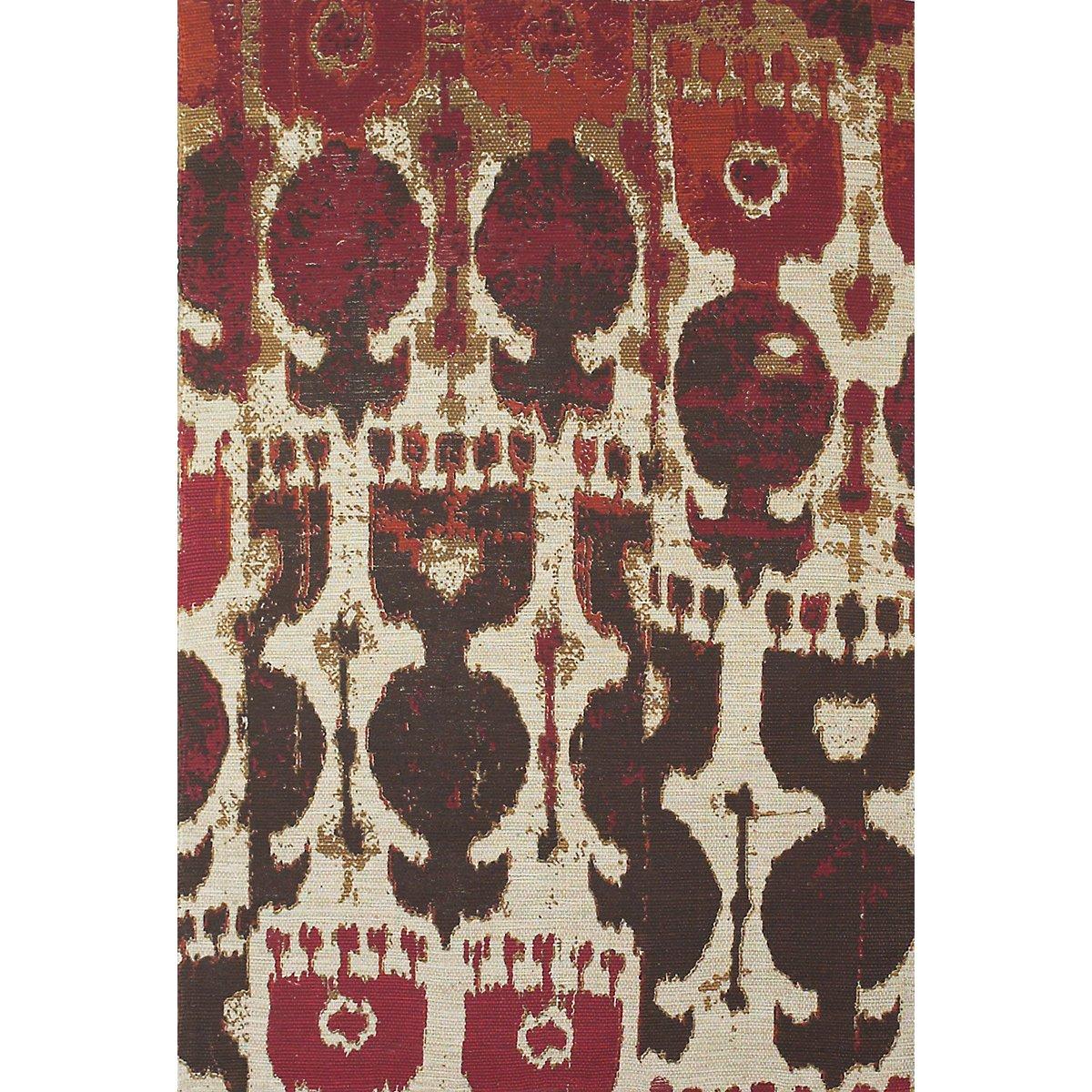 Coronado Red 5X8 Area Rug