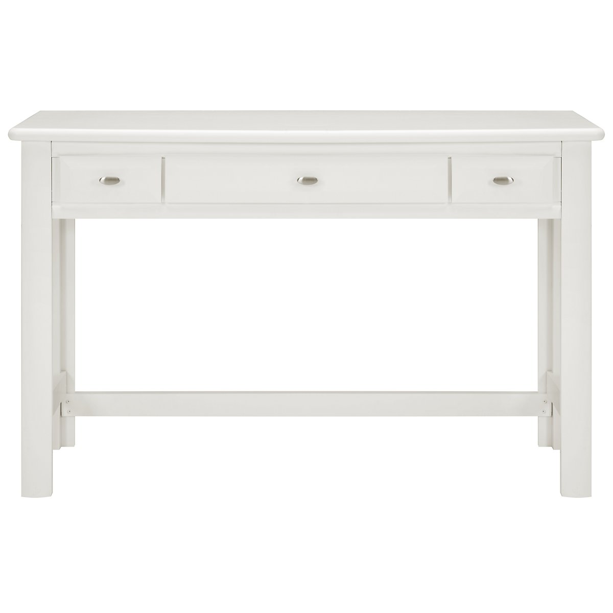 City Furniture Laguna White Writing Desk