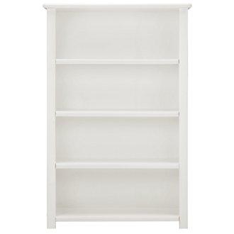 Laguna White Bookcase