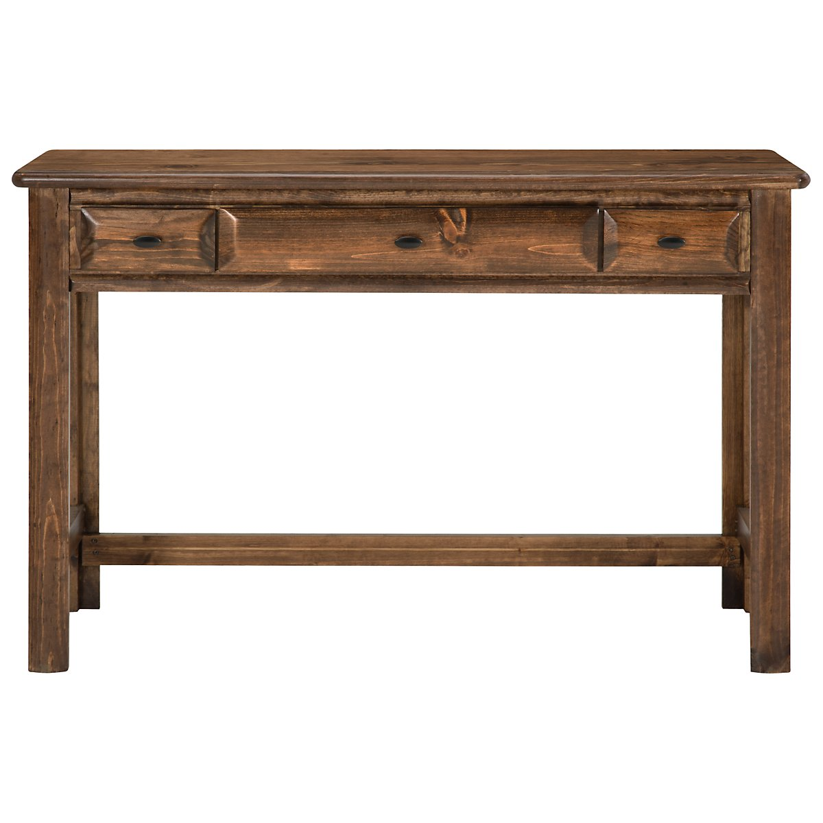 Laguna Dark Tone Writing Desk
