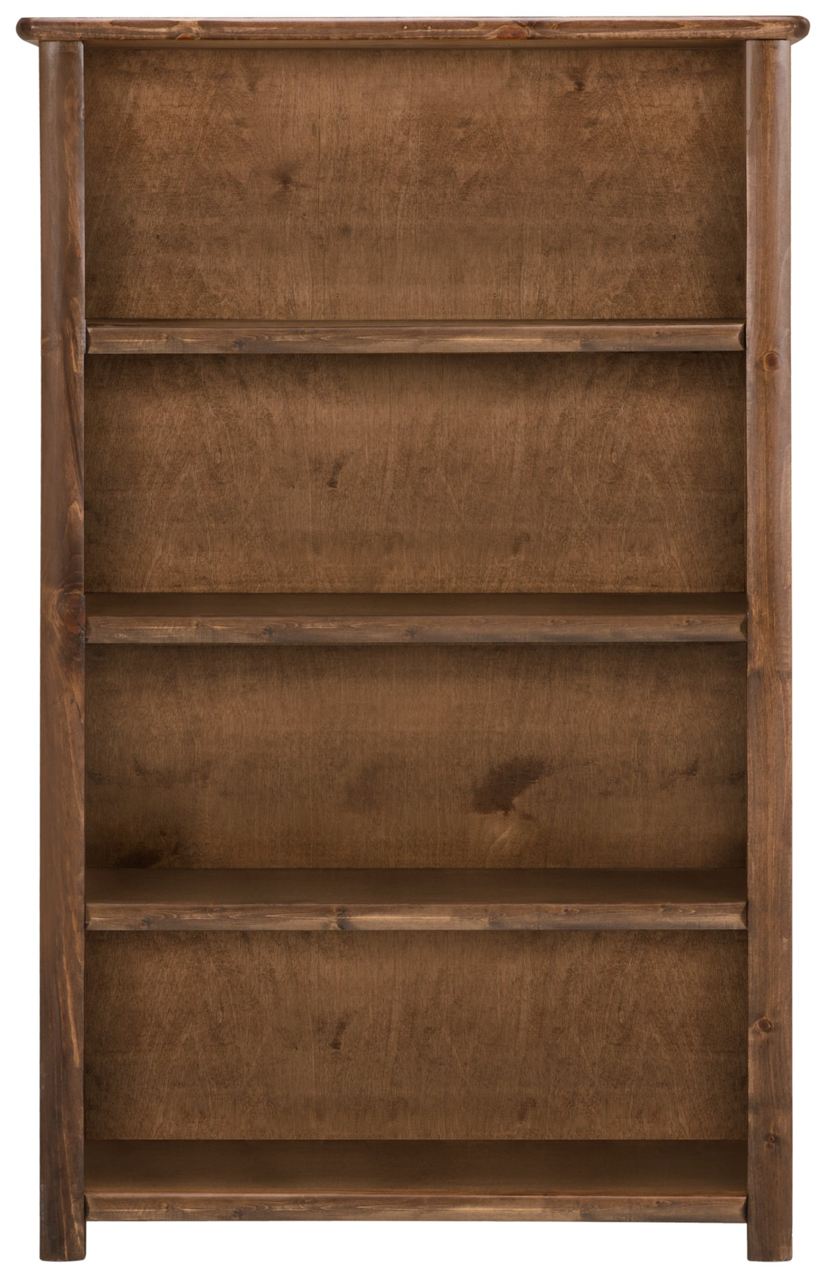 Laguna Dark Tone Wood Bookcase
