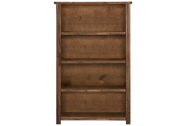 Laguna Dark Tone Wood Bookcase