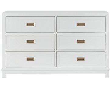 Ryder White Dresser