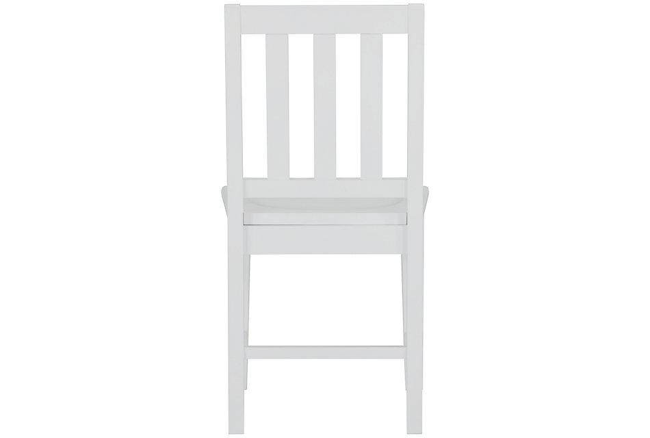 Ryder White  Chair