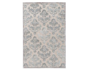 Majestic Light Blue 8X10 Area Rug