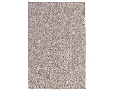 Misti Light Beige 8X10 Area Rug