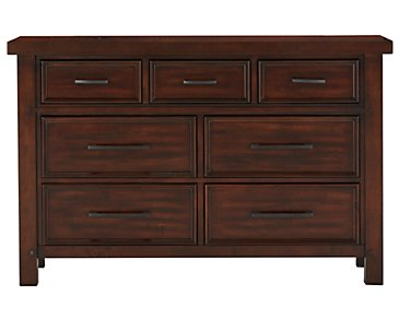 Napa Dark Tone Youth Dresser